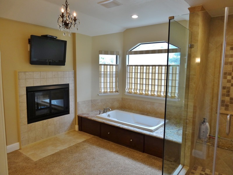 Danville Master Bathroom